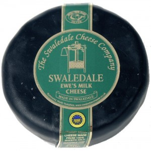 Swaledale Sheep Cheese Waxed